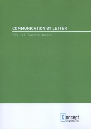 Afbeeldingen van Communication by letter