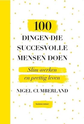 Afbeeldingen van 100 dingen die succesvolle mensen doen