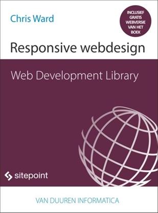 Afbeeldingen van Web Development Library Responsive web design