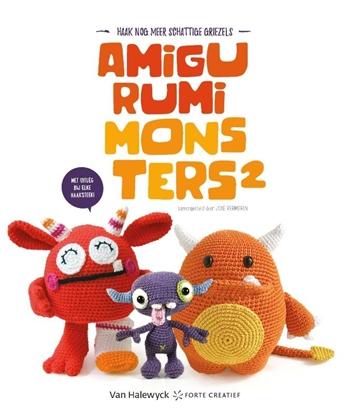 Afbeeldingen van Amigurumi Monsters 2