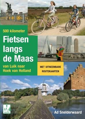 Afbeeldingen van 500 kilometer fietsen langs de Maas