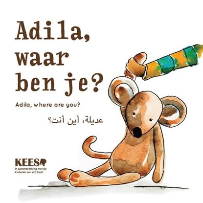Afbeeldingen van Adila, waar ben je?