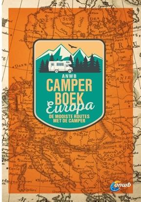 Afbeeldingen van ANWB Camperboek Europa