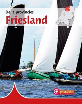 Afbeeldingen van De 12 provincies Friesland