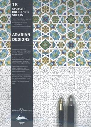 Afbeeldingen van Arabian Patterns