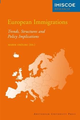 Afbeeldingen van IMISCOE Research European immigrations