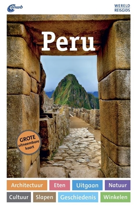 Afbeeldingen van ANWB wereldreisgids Peru