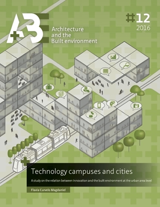 Afbeeldingen van A study on the relation between innovation and the built environment at the urban area level