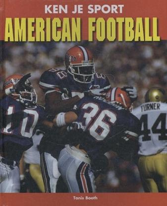 Afbeeldingen van Ken je sport American football