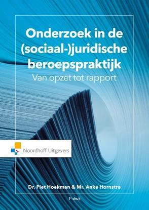 Afbeeldingen van Onderzoek in de (sociaal-) juridische beroepspraktijk