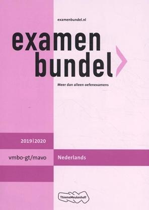 Afbeeldingen van Examenbundel vmbo-gt/mavo Nederlands 2019/2020