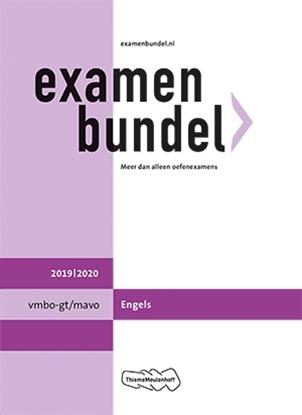 Afbeeldingen van Examenbundel vmbo-gt/mavo Engels 2019/2020