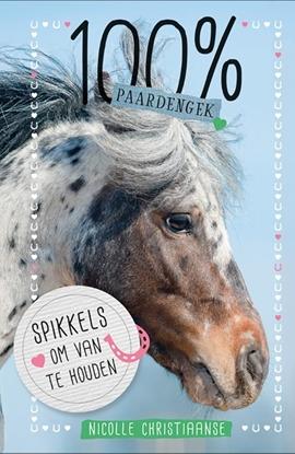Afbeeldingen van 100% Paardengek Spikkels om van te houden