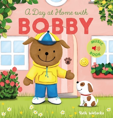 Afbeeldingen van A day at home with Bobby (music book)