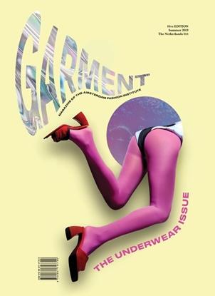 Afbeeldingen van Garment Magazine Garment Magazine 2019 - The Underwear Issue