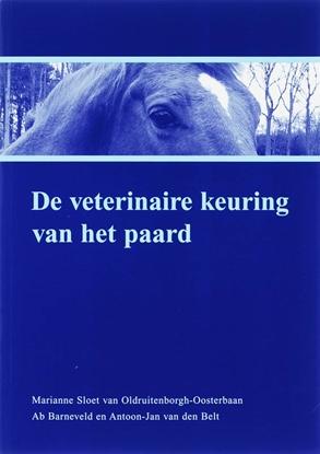 Afbeeldingen van De veterinaire keuring van het paard