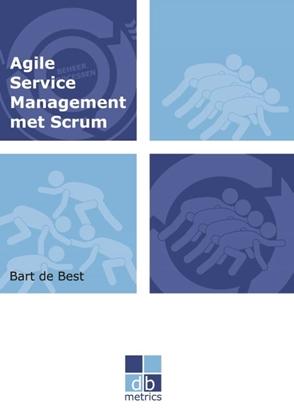 Afbeeldingen van Agile service management met scrum