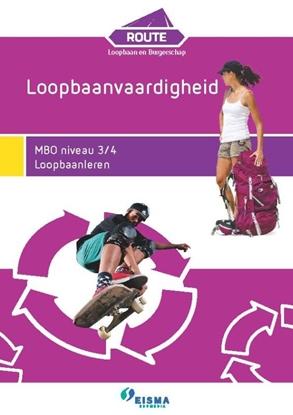 Afbeeldingen van Route Loopbaanvaardigheid MBO niveau 3/4; Loopbaanleren