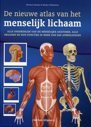 Afbeeldingen van De nieuwe atlas van het menselijk lichaam