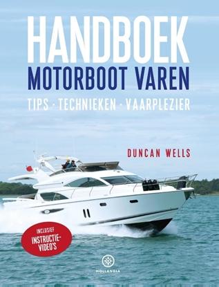Afbeeldingen van Handboek motorboot varen