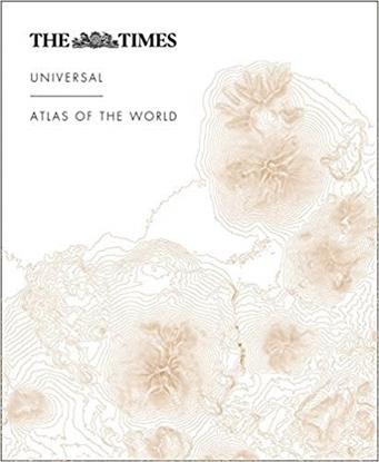 Afbeeldingen van Times Universal Atlas of the World