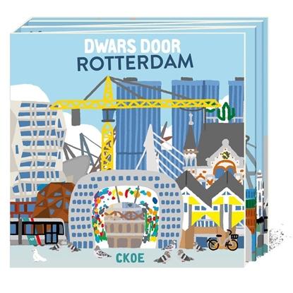 Afbeeldingen van Dwars door Rotterdam