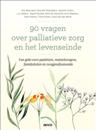 Afbeeldingen van 90 vragen over palliatieve zorg en het levenseinde