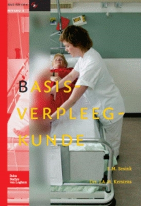 Afbeeldingen van Basiswerk V&V Basisverpleegkunde basiswerk V&V, niveau 4 en 5