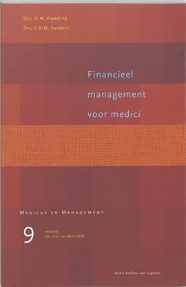Afbeeldingen van Medicus & Management Financieel management voor medici
