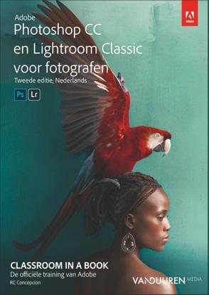 Afbeeldingen van Classroom in a Book Adobe Photoshop CC en Lightroom Classic CC voor fotografen