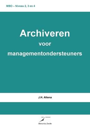 Afbeeldingen van Archiveren voor managementondersteuners
