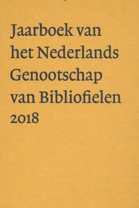 Afbeeldingen van Nederlands Genootschap van Bibliofielen 2018