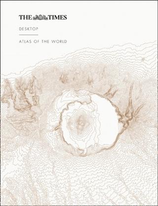 Afbeeldingen van Times Desktop Atlas of the World