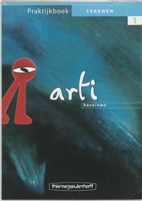 Afbeeldingen van Arti 1 Havo/vwo Praktijkboek tekenen