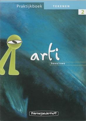 Afbeeldingen van Arti 2 Havo/vwo Praktijkboek tekenen