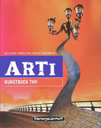 Afbeeldingen van Arti Kunstboek THV