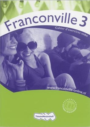 Afbeeldingen van Franconville 3 VMBO Cahier d' exercices