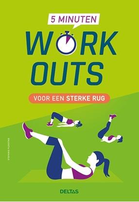 Afbeeldingen van 5 minuten work-outs voor een sterke rug