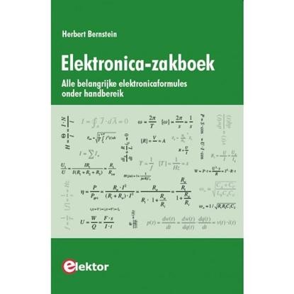 Afbeeldingen van Elektronica-zakboek