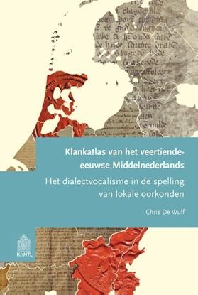 Afbeeldingen van Bouwstenen op het gebied van de Nederlandse naamkunde, dialectologie Klankatlas van het veertiende-eeuwse Middelnederlands