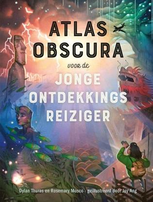 Afbeeldingen van Atlas Obscura