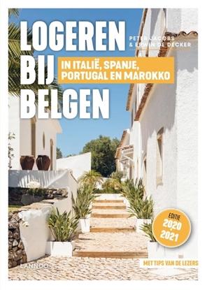 Afbeeldingen van Logeren bij Belgen Logeren bij Belgen in Italië, Spanje, Portugal en Marokko