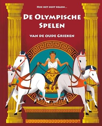 Afbeeldingen van Hoe het ooit begon... De Olympische Spelen van de Oude Grieken