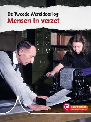 Afbeeldingen van De Tweede Wereldoorlog Mensen in verzet
