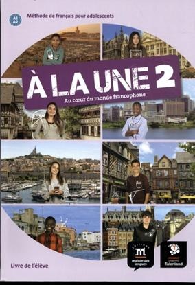 Afbeeldingen van À la une 2 A1- A2