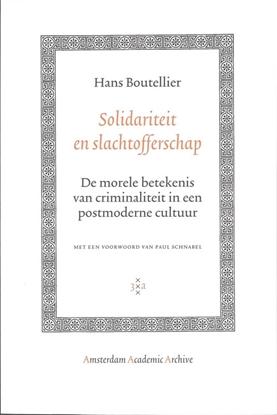Afbeeldingen van Amsterdam Academic Archive Solidariteit en Slachtofferschap