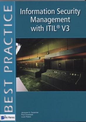 Afbeeldingen van Best practice Information Security Management with ITIL V3