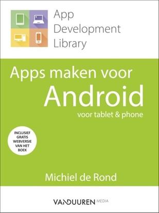 Afbeeldingen van App Development Library Apps maken voor Android
