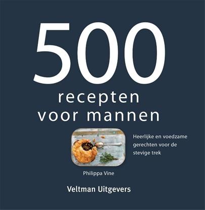 Afbeeldingen van 500 recepten voor mannen