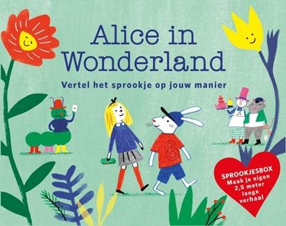 Afbeeldingen van Alice in Wonderland - Sprookjesbox